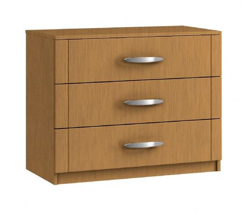 Capri 3 Drawer Chest
